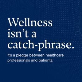 Wellness isn't a catchphrase