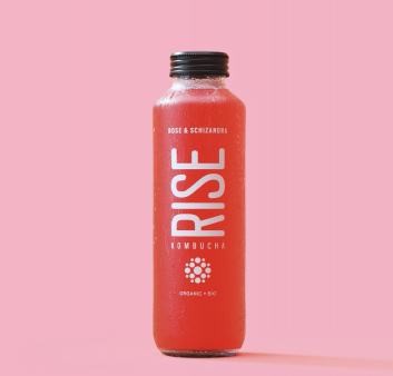 Rise bottle opening by itslef